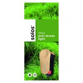 anti-stress light 3/4-tukipohjallinen